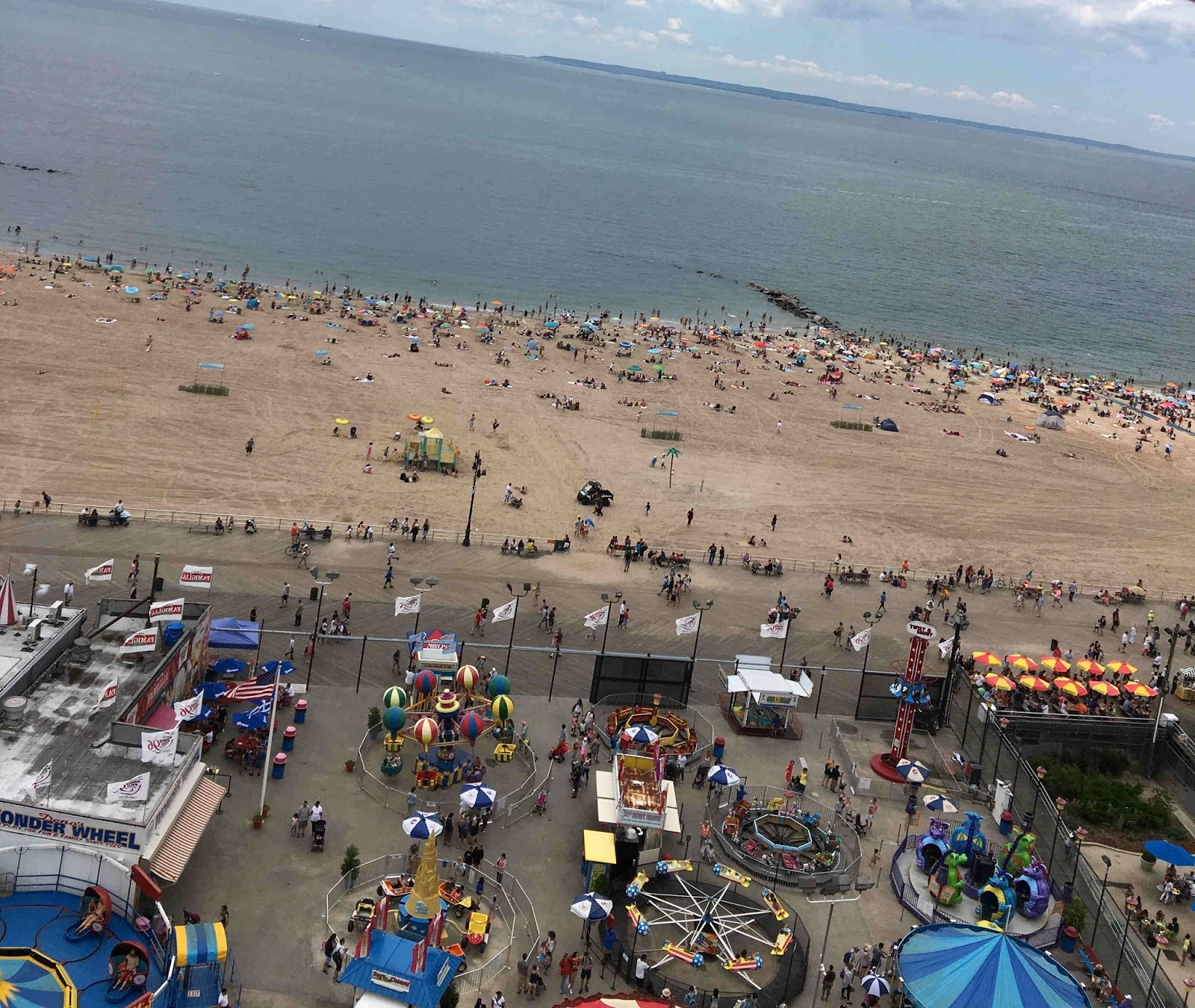 For More Information About Coney Island You Can The Fun Map And Check Out All Attractions Even If Cannot Make It To