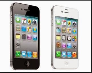 Spesifikasi Apple iPhone 4S 16 GB Baterai Li-Po 1420mAH