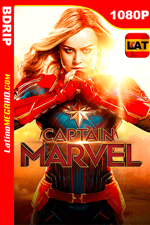 Capitana Marvel (2019) Latino HD BDRIP 1080P - 2019