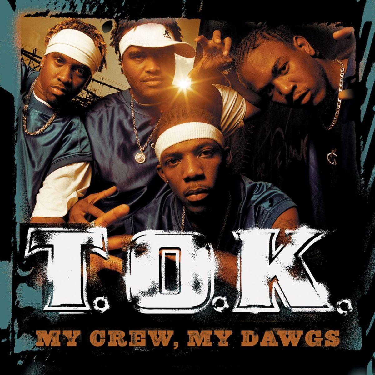 T O K - MY CREW, MY DAWGS (ALBUM) - VP RECORDS ~ Reggae Dancehall Zone
