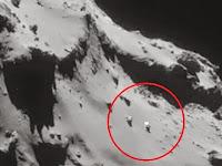 Sinyal Misterius Komet 67P Dikonfirmasi ESA