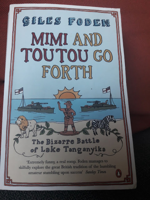 Mimi and Toutou go forth – A book review