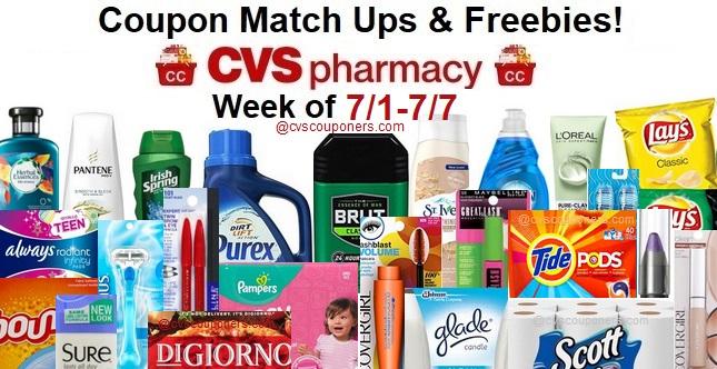 http://www.cvscouponers.com/2018/07/cvs-coupon-matchups-freebies-71-77.html