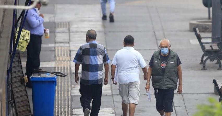CORONAVIRUS EN PERÚ: Hoy lunes 6 de abril está permitida salida de varones para comprar víveres o medicinas