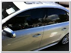 Tinted GLASS WINDOWS Car