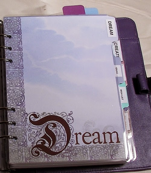 Art Planner Dream Section