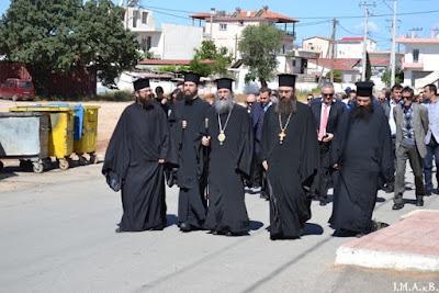 ИПЦ Греции: Служба и национальный парад в честь убиенных понтийцев во время османских гонений. ФОТО