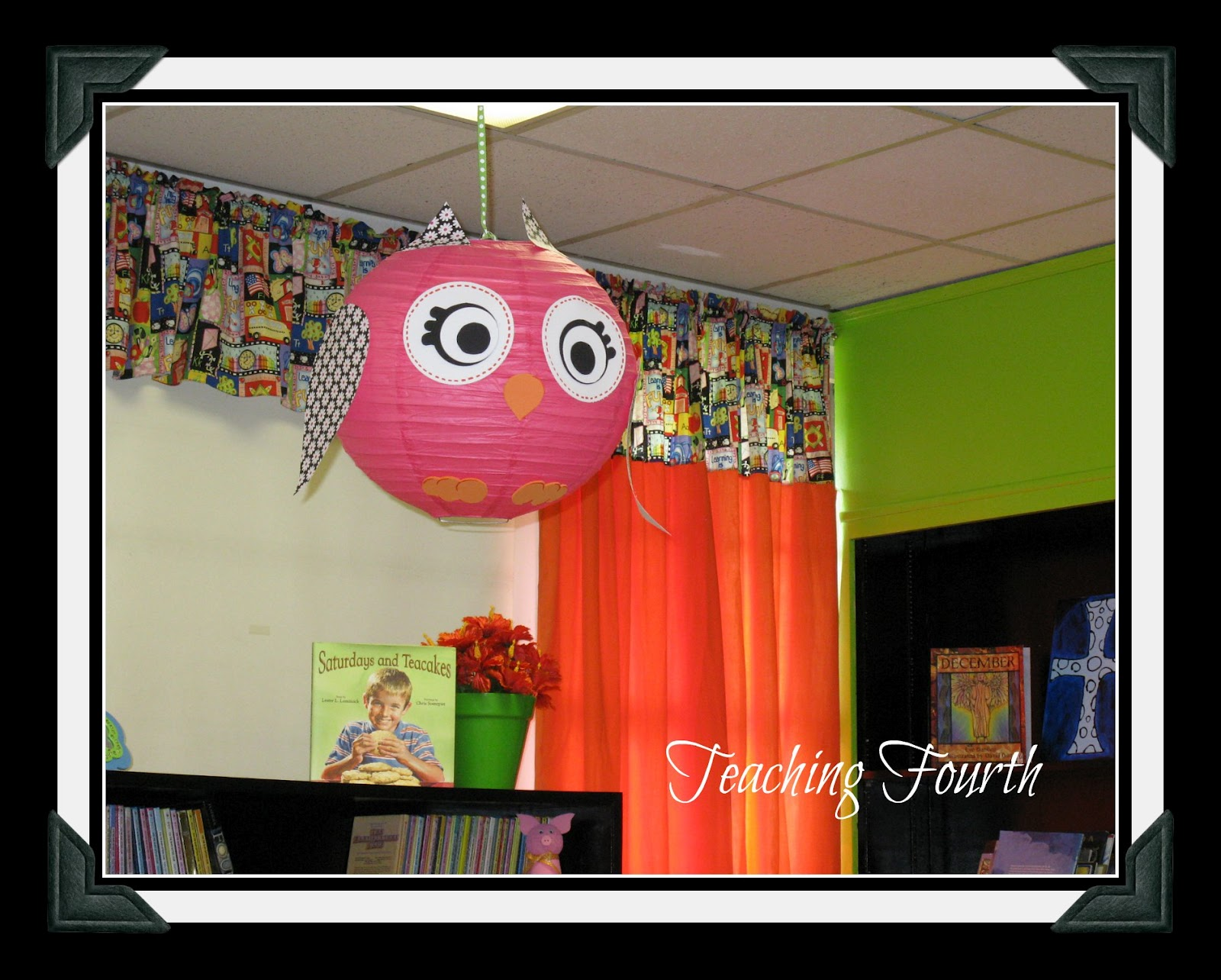 Japanese Classroom Decor : Teaching fourth sorry i fibbed more classroom