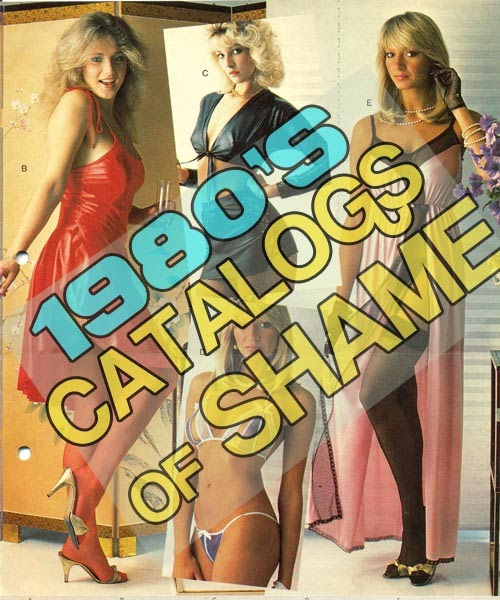 Doktorhander Catalog 15 More Sleazy 80s Catalogs