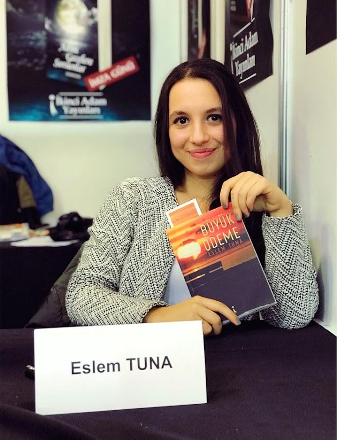 Eslem Tuna'nın Büyük Ödeme Kitabı Çıktı