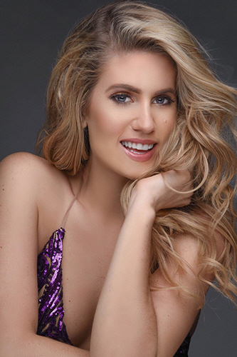 Miss USA 2018 Candidates Contestants Delegates Connecticut Jamie Hughes