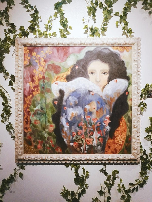 Love Marie In Full Bloom Exhibition