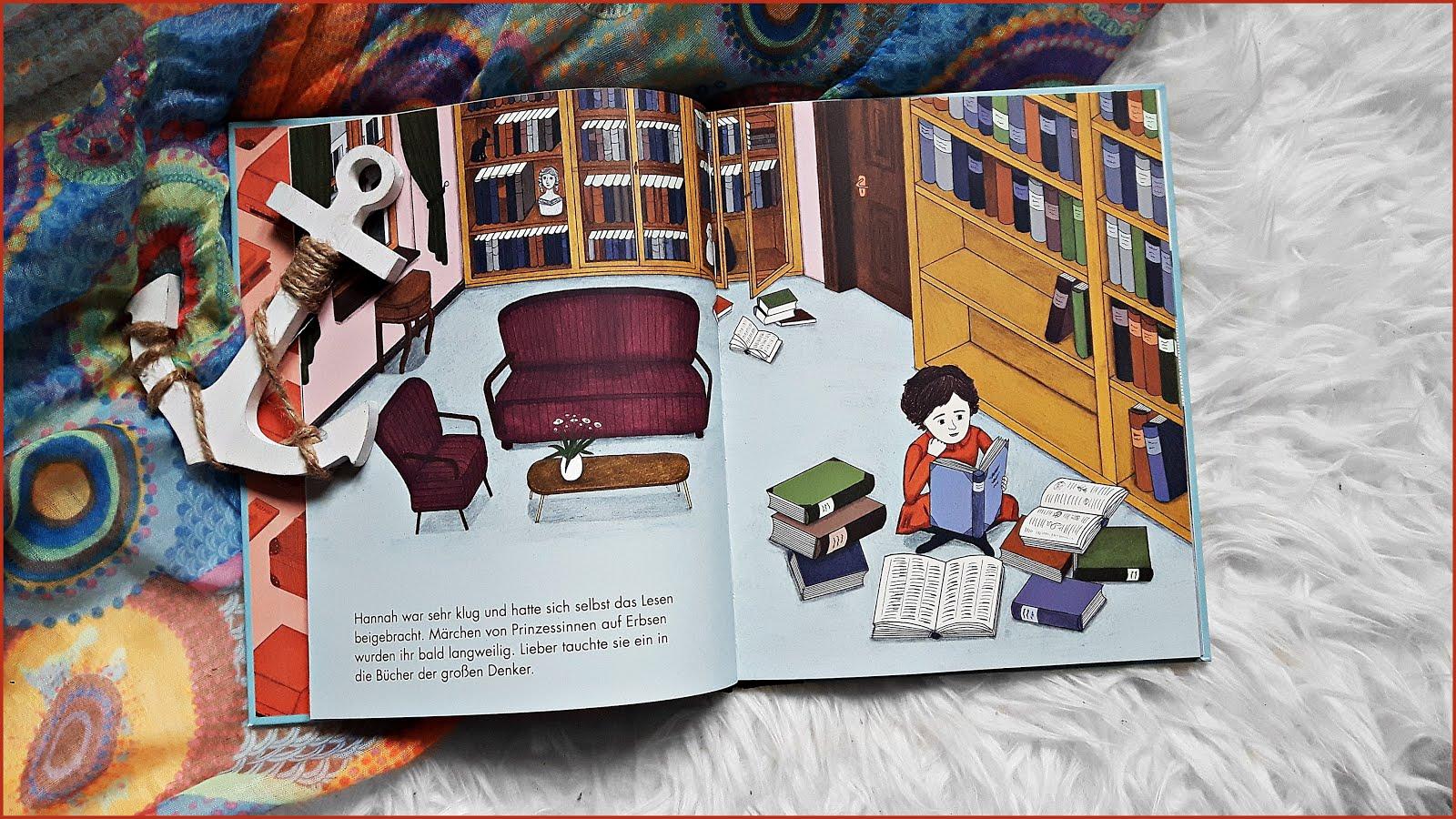 Kinderbuch große Persönlichkeiten NS Juden