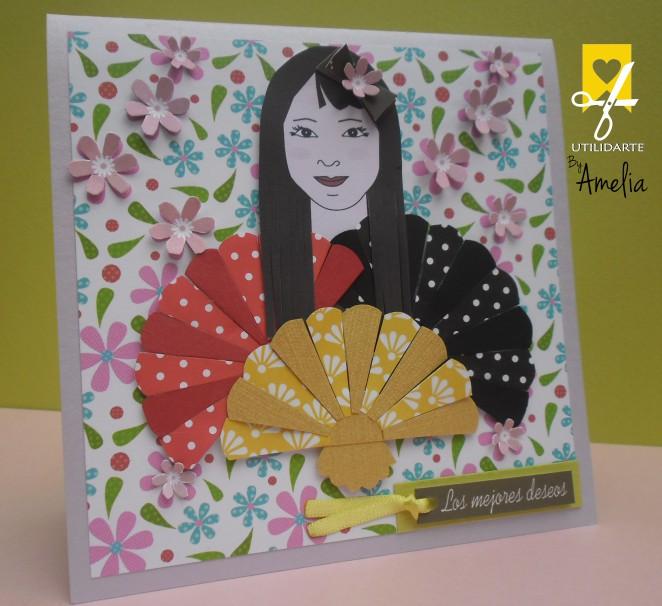 Abanicos cultura oriental Japon Japan Utilidarte
