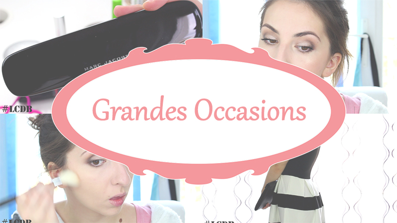 look grwm grandes occasions