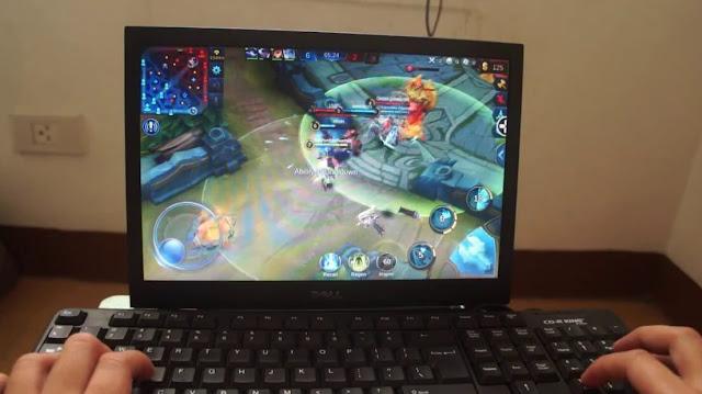 Cara Main Game Mobile Legends di Laptop Tanpa Emulator