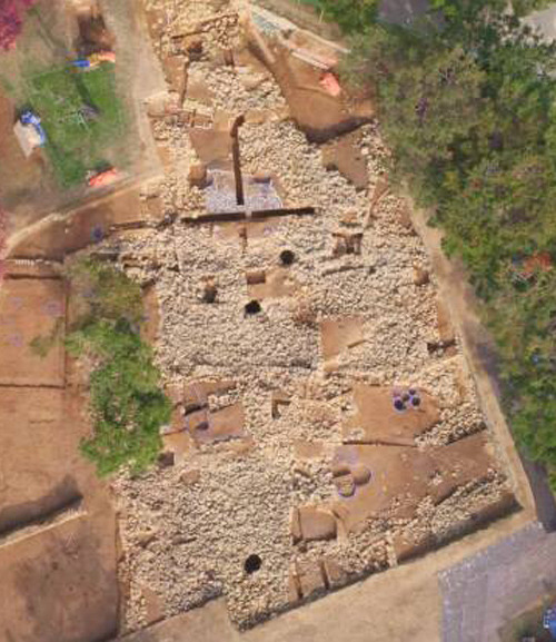 New tomb of Baekje Dynasty discovered in Seoul