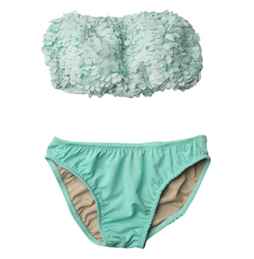 Petal Bandeau Bikini