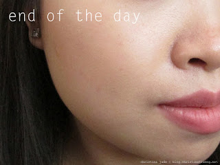 Clarins Everlasting Foundation + SPF 15 105 Nude Review Swatch