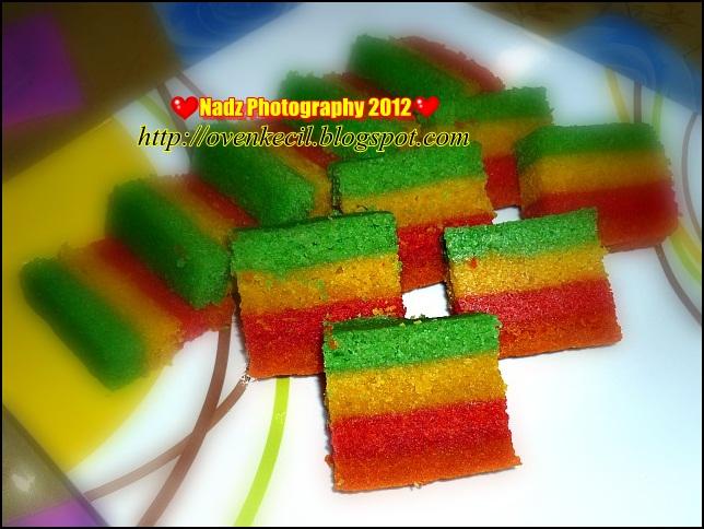 Resepi Carrot Cake Kukus