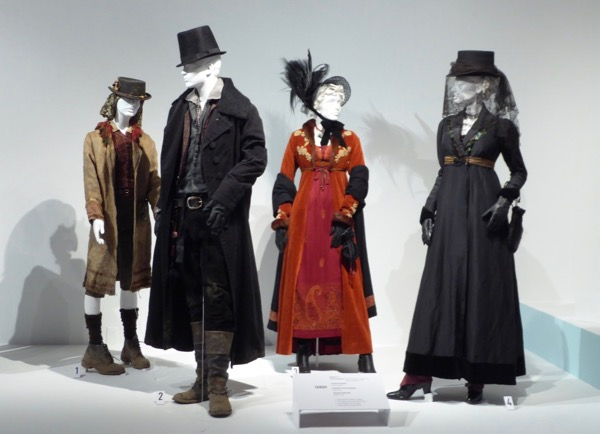 Taboo TV costumes