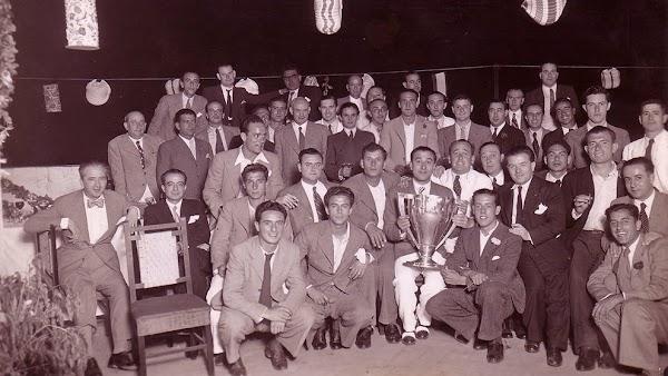 Betis, la única Liga conquistada cumple hoy 85 años