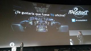 RootedCon 2017 - Hugo Teso y trabajar en un avión