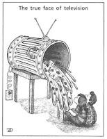 Αποτέλεσμα εικόνας για τηλεοπτικα σκουπιδια'