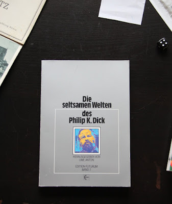 Edition Futurum, Nummer 7 über Philip K. Dick