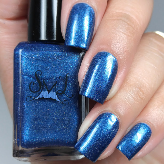 Smokey Mountain Lacquer - Heart of the Ocean