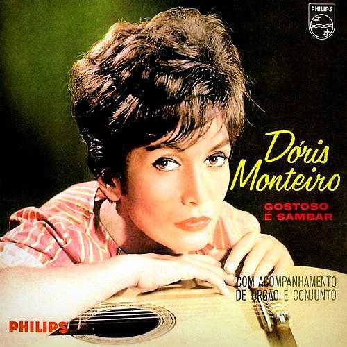 """Dóris Monteiro - """"Gostoso é sambar"""" [196"""