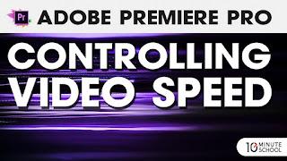 Adobe Premiere Pro এর মধ্যে কিভাবে ভিডিও এর Speed বাড়াবেন বা কমাবেন (টিউটরিয়াল -৭)