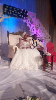 Bloggers and Internet Marketers Turns Up As Olaide Alim Weds His Longtime Girlfriend Today