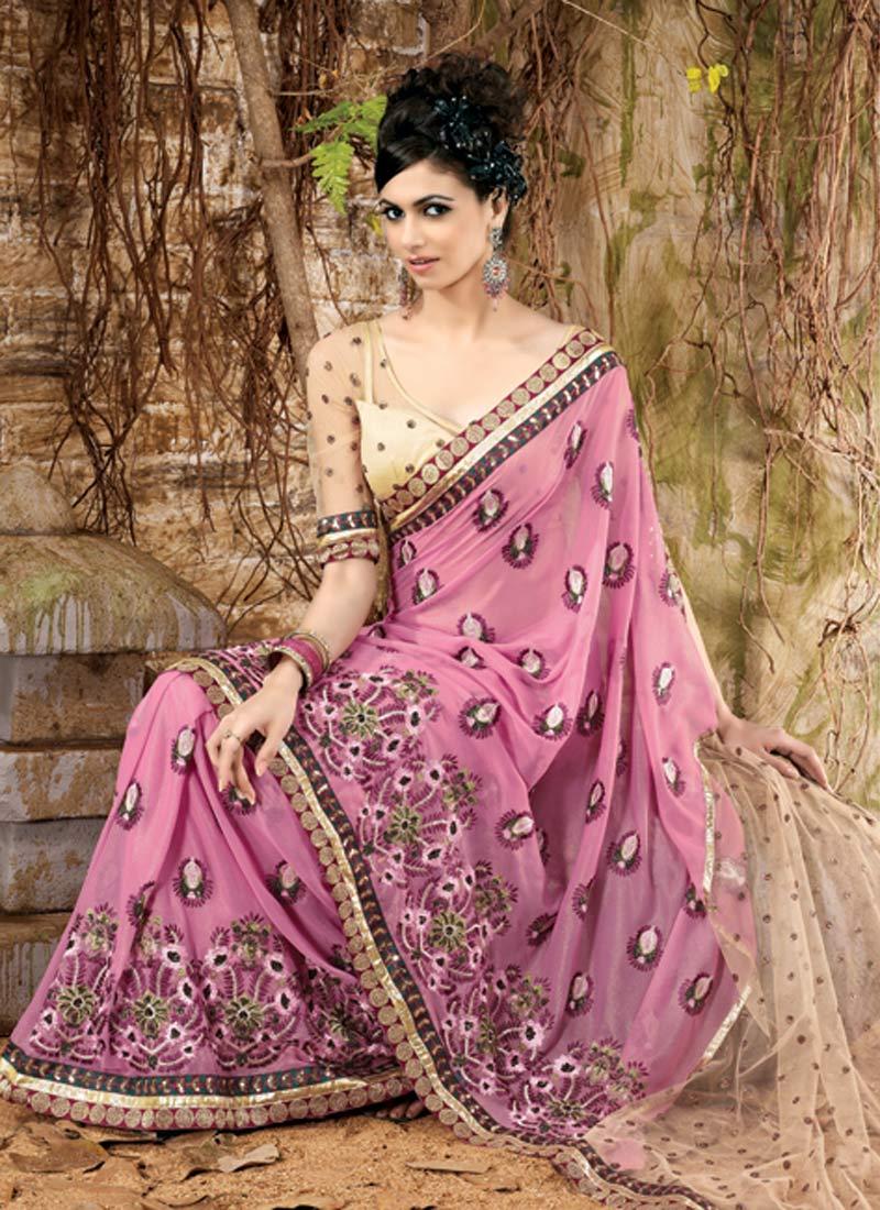 Designer salwar kameez by ritu beri