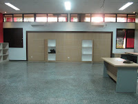 Furniture Interior Set Ruangan Kelas Kepolisian - Furniture Semarang