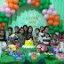 Serviço Social realizou festa para as crianças no período da Páscoa