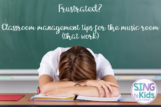 classroom management+music+music education+tips