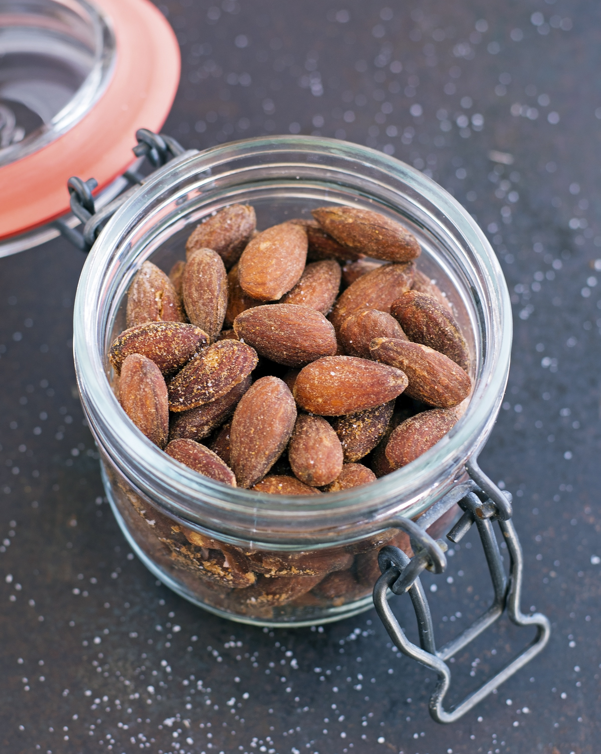 Roasted Salted Paprika Almonds
