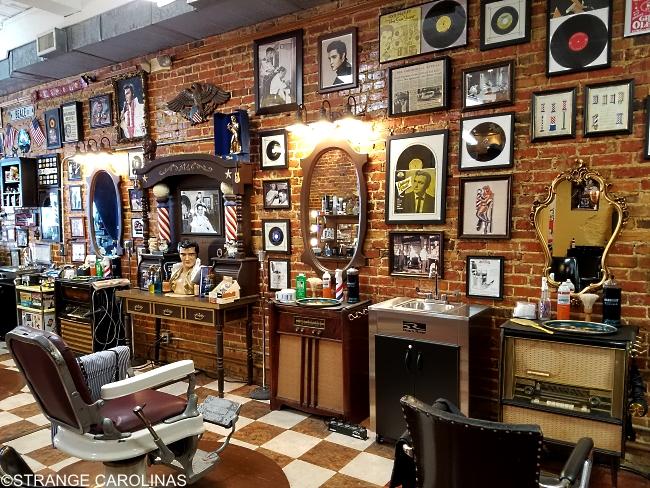 Beale Street Barber Shop Wilmington Nc Strange Carolinas The