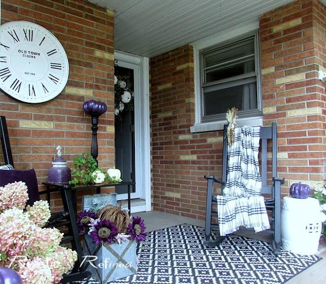 Fall Season - Fall Porch