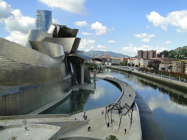 Trem entre Madri e Bilbao