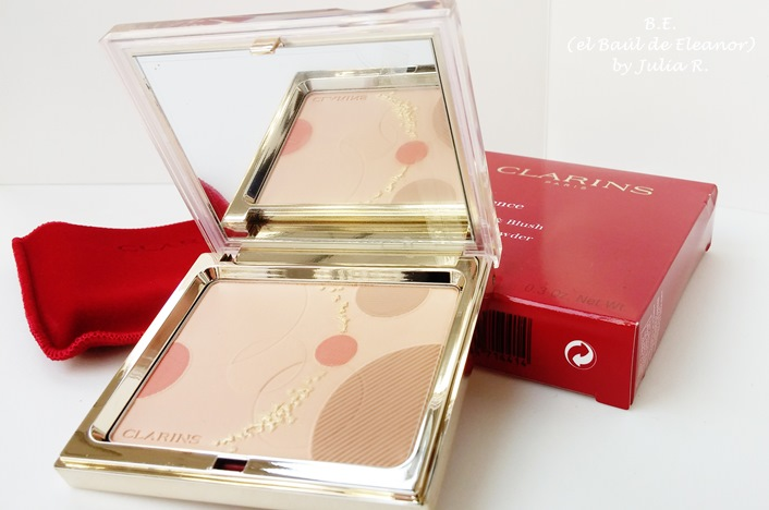 Opalescence Poudre Teint & Blush Clarins colección Opalescence