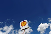 A logo of Shell is pictured at a gas station in the western Canakkale province, Turkey April 25, 2016. (File Photo Credit: Reuters/Murad Sezer) Click to Enlarge.