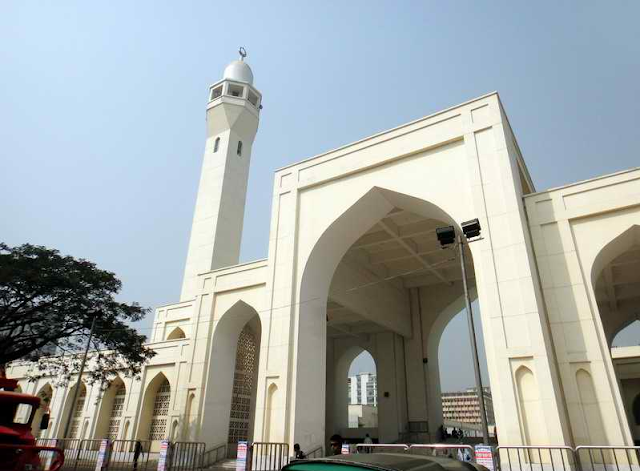 Baitul Mukarram Mosque Gate