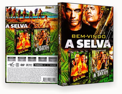Coleção – Bem-Vindo Selva – ISO
