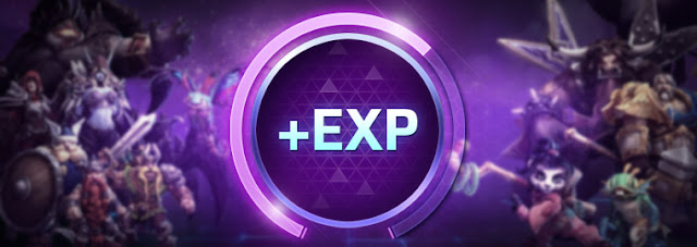 Evento de EXP de 50% en Heroes of the Storm!
