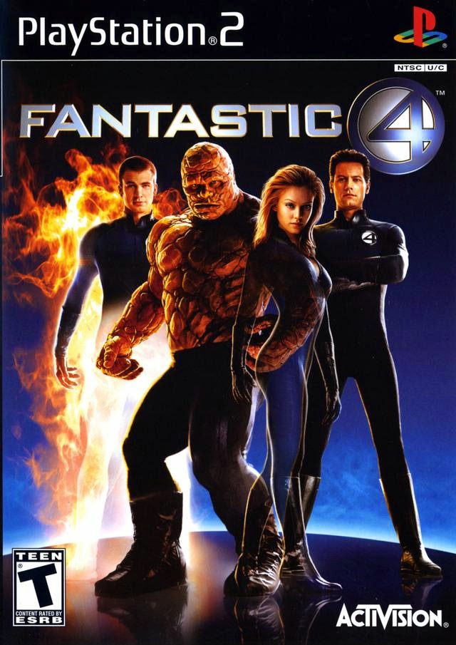 CHEAT FANTASTIC 4: RISE OF THE SILVER SURFER PS2