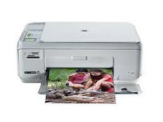 Picture HP Photosmart C4385 Printer