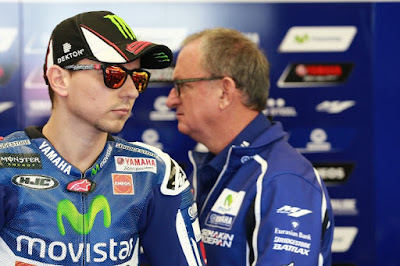 Ogah ke Ducati, Chief Mekanik Lorenzo Berpaling ke Vinales