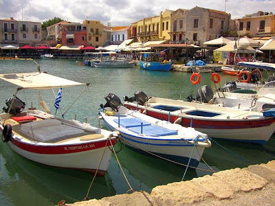 Venetian Port of Rethymnon